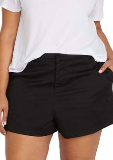 Volcom Frochickie Chino Shorts (Plus Size)