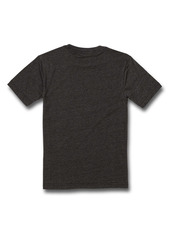 Volcom Kids' Horizontal Liner Stripe Pocket T-Shirt (Big Boy)