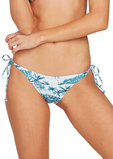 Volcom I'm Not Shore Skimpy String Bikini Bottoms