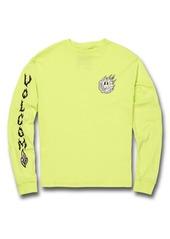 Volcom Keroscheme Long Sleeve T-Shirt (Big Boy)