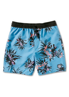 Volcom Kids' Earthly Delight Swim Trunks (Big Boy)