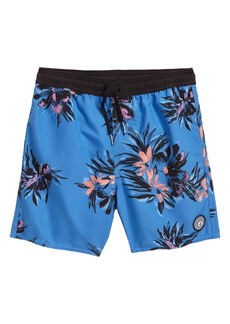 Volcom Kids' Earthly Delight Swim Trunks (Toddler & Little Boy)