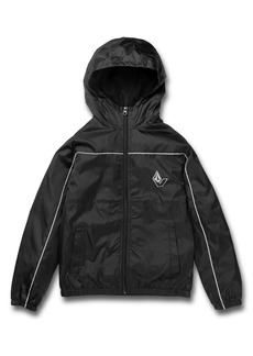 Volcom Kids' Ermont Light Hooded Jacket (Big Boy)
