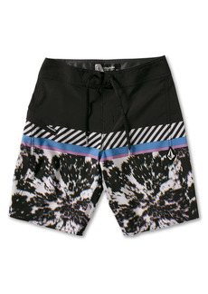 Volcom Kids' Lido Block Mod Board Shorts (Big Boy)