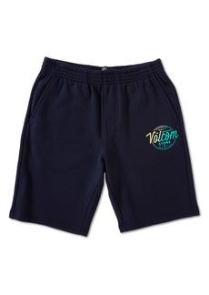 Volcom Kids' Rainmaker Fleece Shorts (Big Boy)