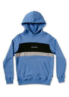 Volcom Kids' Single Stone Division Pullover Hoodie (Big Boy)