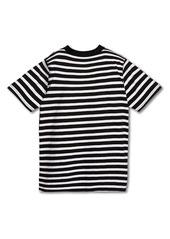 Volcom Kids' Waters Stripe T-Shirt (Big Boy)