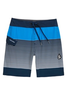 Volcom Lido Liney Mod Board Shorts (Big Boy)