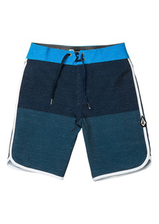 Volcom Lido Scallop Mod Board Shorts (Big Boy)