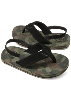 Volcom Little Boys Victor Sandals