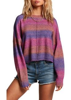 Volcom Neon Signs Stripe Sweater