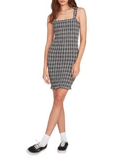 Volcom Seriously Sleeveless Dress