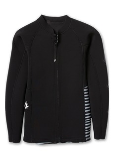 Volcom Stone Zip Neoprene Jacket (Big Boys)