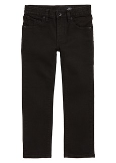 Volcom Vorta Slim Fit Jeans (Toddler & Little Boy)