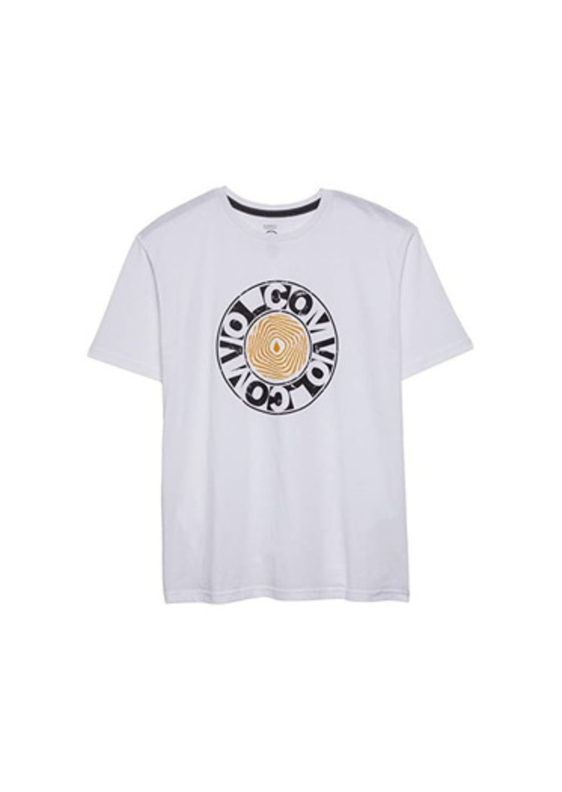 Volcom Vortex Sphere T-Shirt (Little Kids/Big Kids)