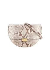 Wandler Anna Printed Leather Shoulder Bag