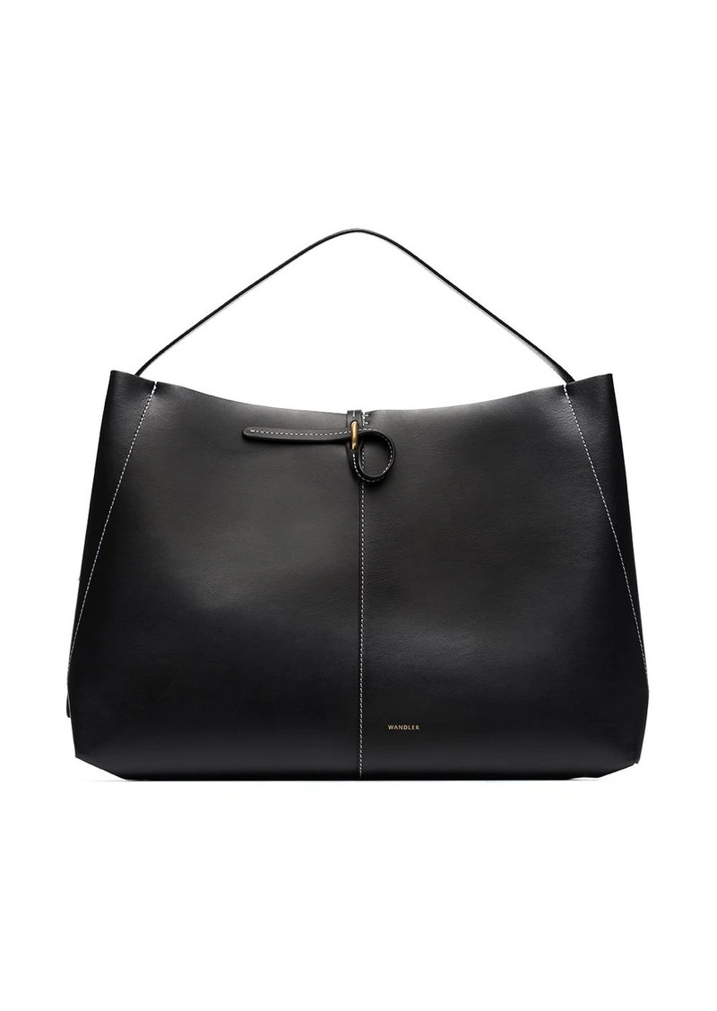 Wandler Ava leather tote bag