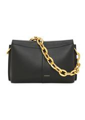 Wandler Carly Mini Heavy Chain Leather Bag