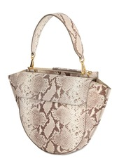 Wandler Medium Hortensia Printed Leather Bag