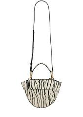 Wandler Mini Hortensia Pony Printed Leather Bag