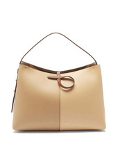 Wandler Ava medium topstitched-leather tote bag