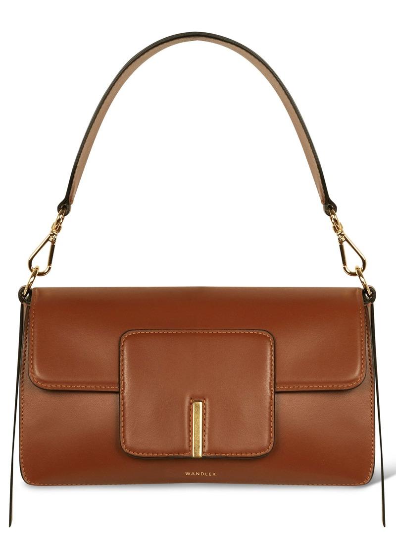 Wandler Georgia Leather Shoulder Bag