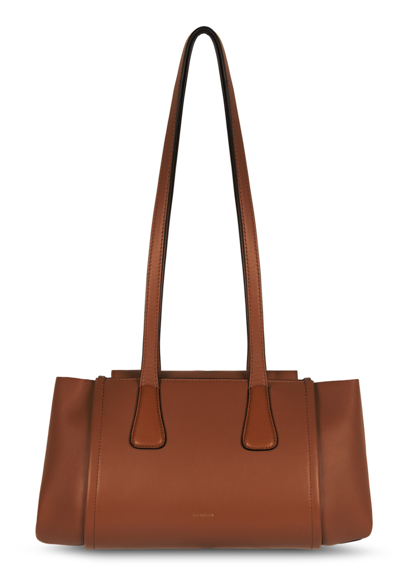 Wandler Lara Leather Shoulder Bag