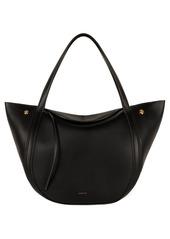 Wandler Lin Leather Hobo Bag