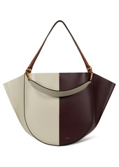 Wandler Mia Colorblock Leather Tote Bag