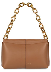 Wandler Mini Carly Chain Strap Leather Shoulder Bag