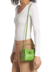 Wandler Mini Carly Leather Shoulder Bag