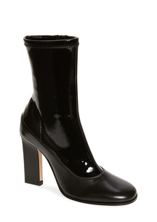 Women's Wandler Lesley Mixed Texture Leather Boot