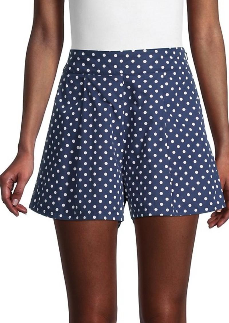 WeWoreWhat Etoile Polka Dot Shorts