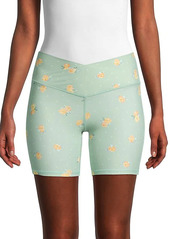 WeWoreWhat Floral-Print Shorts
