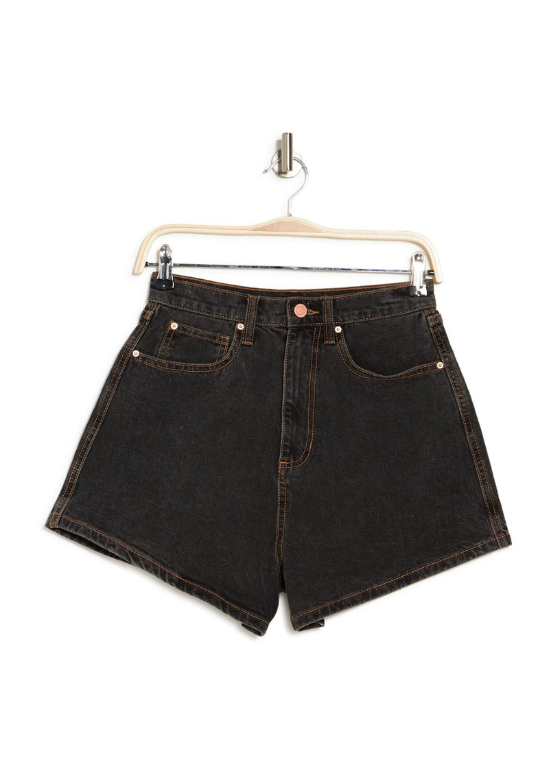 WeWoreWhat High Rise Shorts
