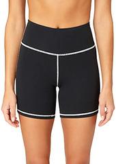 WeWoreWhat High-Waist Bike Shorts