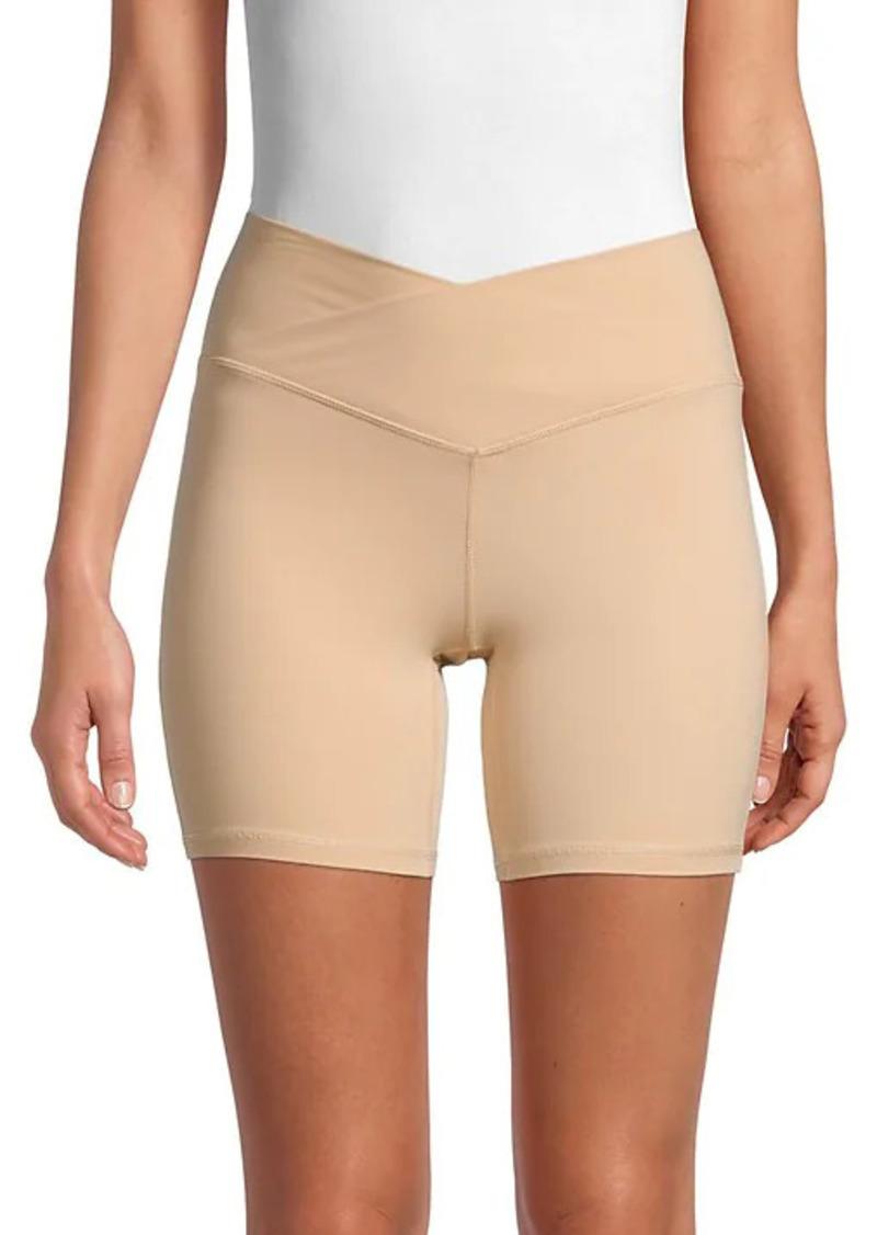 WeWoreWhat Splice Bike Shorts