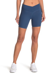 WeWoreWhat Splice Bike Shorts