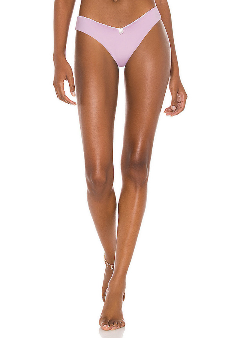 WeWoreWhat Pico Delilah Bikini Bottom