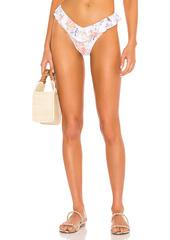 WeWoreWhat Ruffle Delilah Bikini Bottom