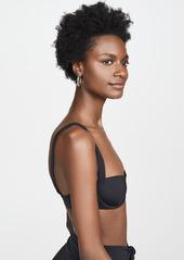 WeWoreWhat Sorrento Bikini Top