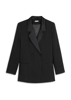 WeWoreWhat Tuxedo Blazer Romper