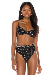 WeWoreWhat Vintage Bra Bikini Top