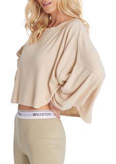 Wildfox Bella Crop Shirt