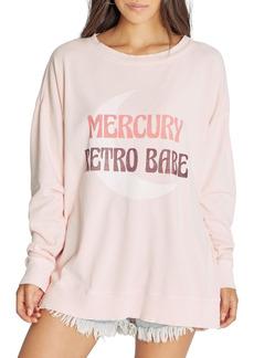 Wildfox Retro Babe Graphic Sweatshirt