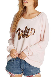 Wildfox Sommers Wild Sweatshirt