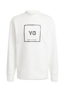 Y-3 Reflective Square Logo Sweatshirt