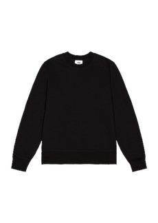 Y-3 Yohji Yamamoto Back Logo Crew Sweatshirt