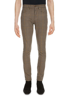 Yves Saint Laurent Saint Laurent Skinny Pants