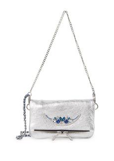 Zadig & Voltaire Rocky Nano Crossbody Bag